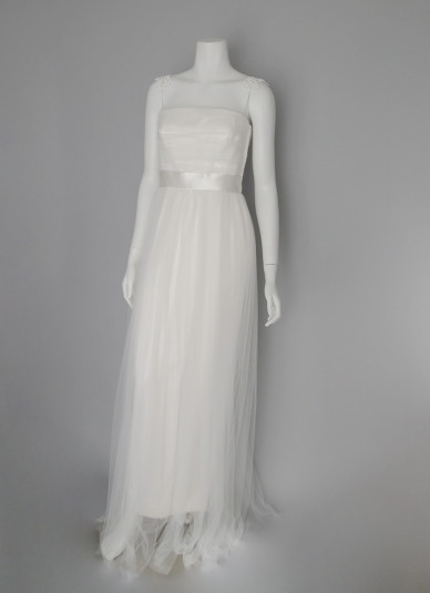 Tulle-Bridal Dress1