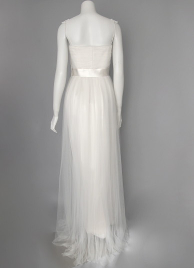 Tulle-Bridal Dress2