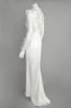 Silk-satin Cut out  Dress