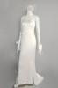 Silk-satin Bare-top Dress1