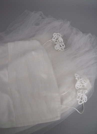 Tulle-Bridal Dress3